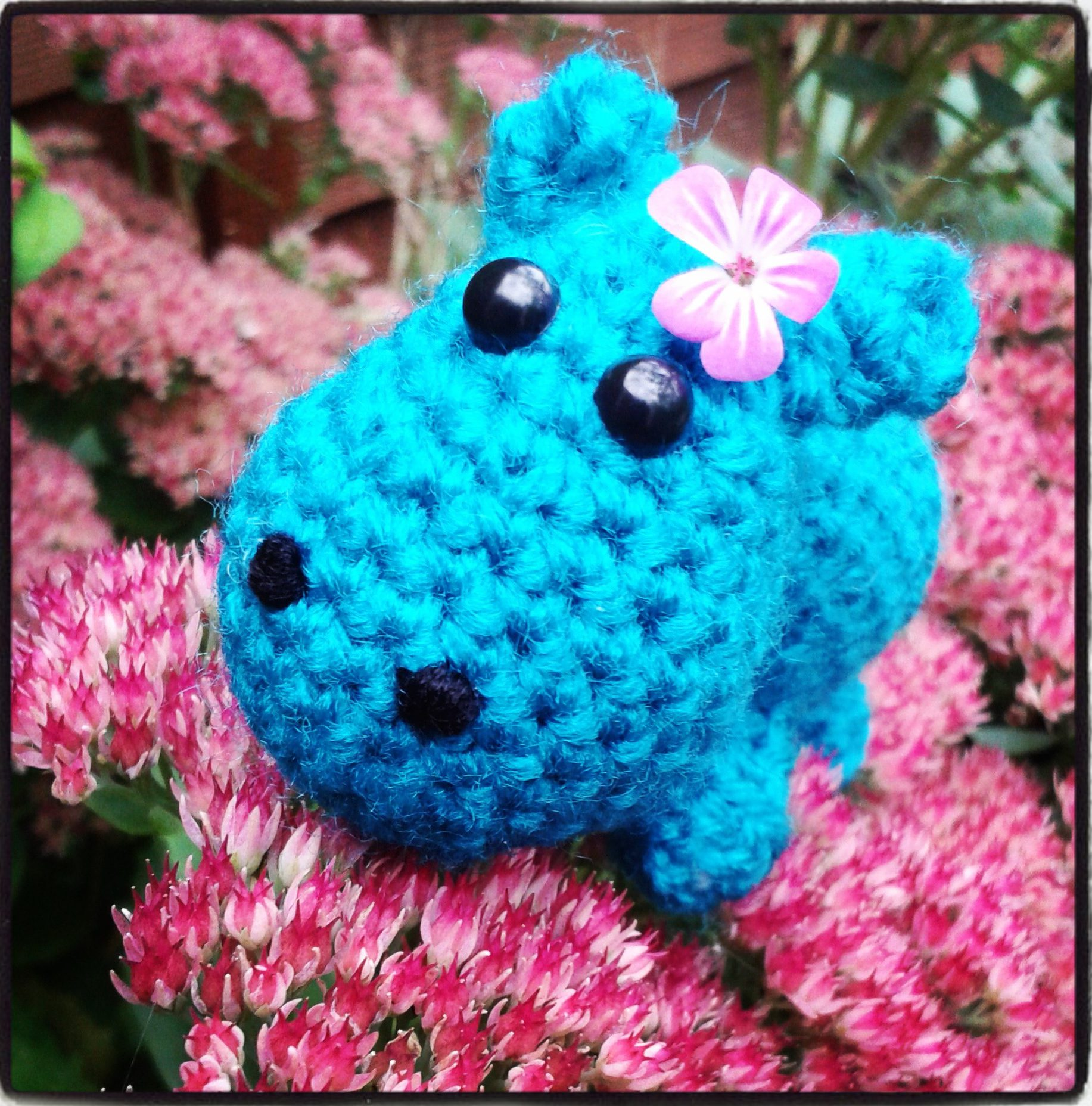 Hippolump Crochet